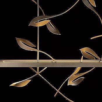 Autumn LED Linear Suspension / Detail view