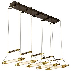 Otto Linear Suspension Light