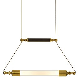 Hubbardton Otto Horizontal Pendant Light