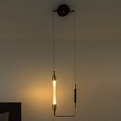 Otto Vertical Pendant Light