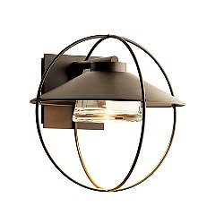 Halo Outdoor Wall Light