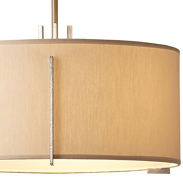 Exos Aluminum Single Pendant Light