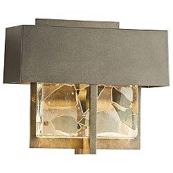 Shard Small LED Outdoor Wall Light