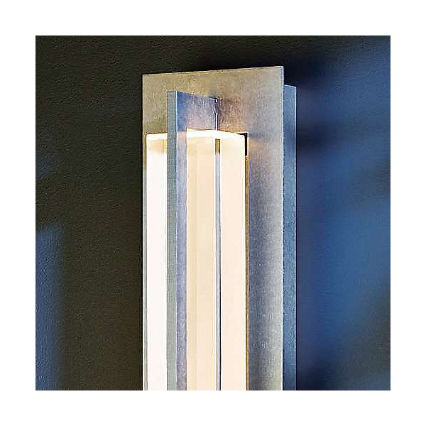 Double Axis LED Outdoor Wall Light