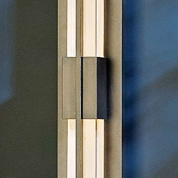 Coastal Natural Iron finish, detail