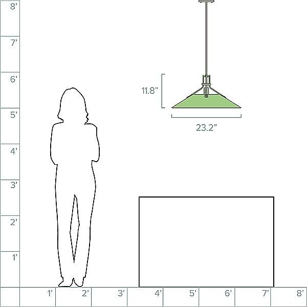 Henry Outdoor Pendant Light
