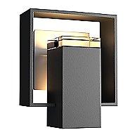 Shadow Box Outdoor Wall Light