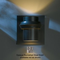 Twilight Outdoor Wall Sconce (Opaque Burnished Steel/Incandescent) - OPEN BOX RETURN