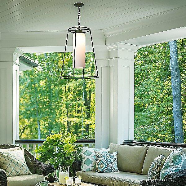 Loft Large Outdoor Pendant Light