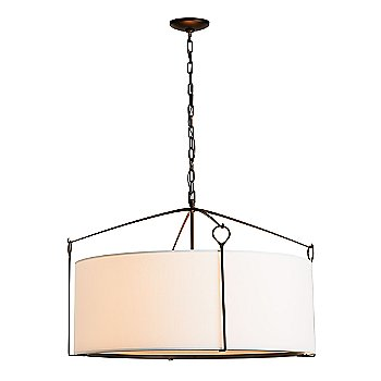Shown in Natural Anna shade with Bronze finish