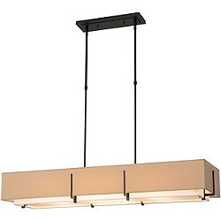 Exos Rectangular Pendant Light