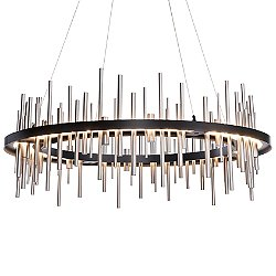 Cityscape Circular LED Pendant Light