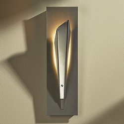 Quill LED Wall Sconce (Vintage Platinum) - OPEN BOX RETURN