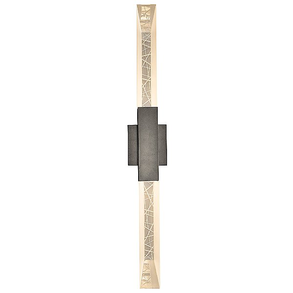 Refraction Large Outdoor Wall Light