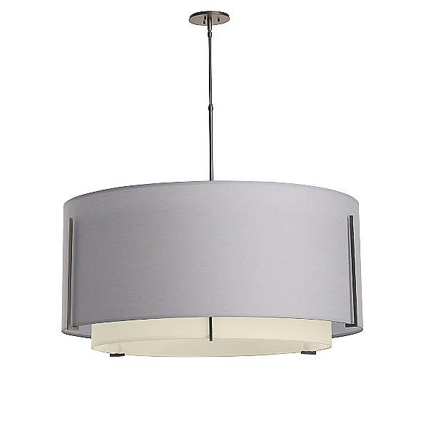 Exos Double Shade Large Scale Pendant Light