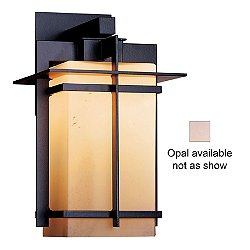 Tourou Outdoor Wall Sconce(Bronze/L/Incandescent) - OPEN BOX