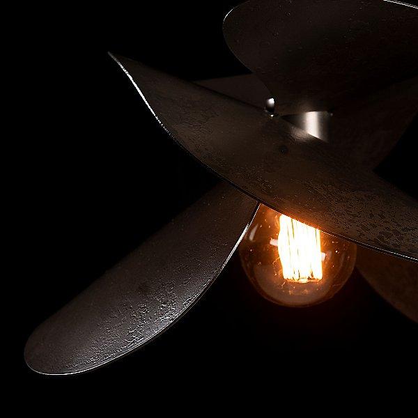 Hibiscus Pendant Light