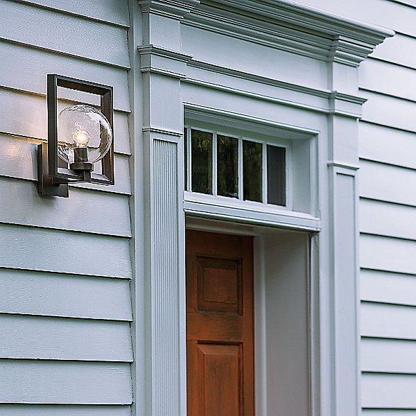 Frame Outdoor Wall Light