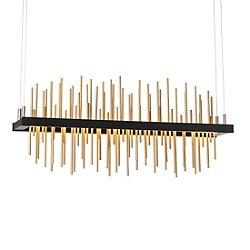 Gossamer LED Linear Suspension Light