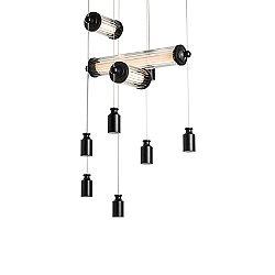 Libra LED Multi-Light Pendant Light