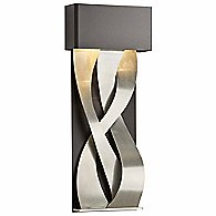 Tress Wall Sconce (Natural Iron/Vintage Platinum/S)-OPEN BOX