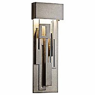 Collage Wall Sconce(Coastal Burnished Steel)-OPEN BOX RETURN
