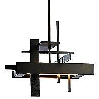 Planar LED Pendant (Black/Short) - OPEN BOX RETURN
