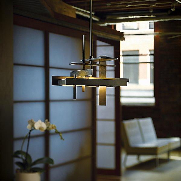 Planar LED Pendant Light