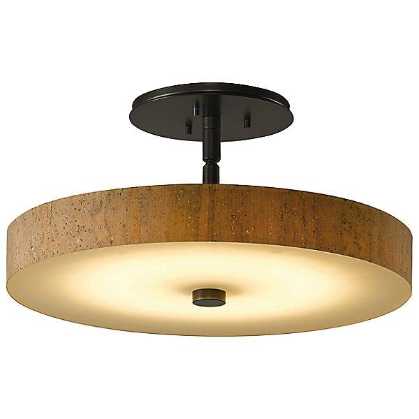 Disq LED Semi Flush Mount Ceiling Light