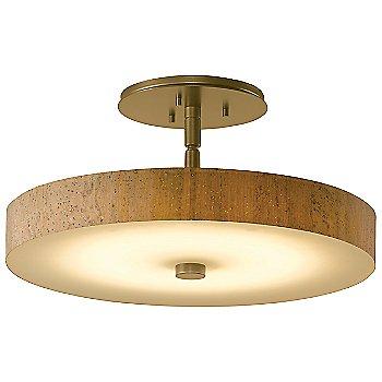 Cork shade color / Gold finish