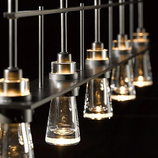 Erlenmeyer Linear Suspension Light