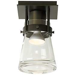Erlenmeyer Semi Flush Ceiling Light