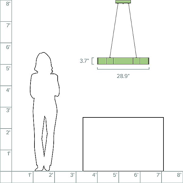 Aura LED Pendant Light
