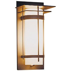 Banded Outdoor Wall Sconce - 305993