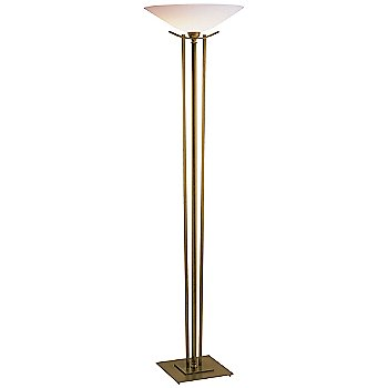 Shown in Opal Glass / Gold finish