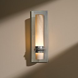 Rook Vintage Platinum Small Wall Sconce