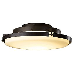 Metra Large LED Flush Mount Ceiling Light