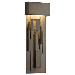 Collage Large LED Outdoor Wall Light