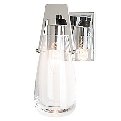 Vessel Wall Sconce (Polished Chrome) - OPEN BOX RETURN