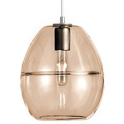 Halo Dome Pendant Light