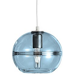 Halo Globe Pendant Light
