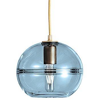 Sapphire glass / Brass finish
