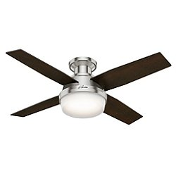Dempsey Low Profile LED Ceiling Fan