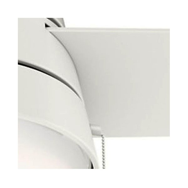 Aker Outdoor LED Ceiling Fan with Light