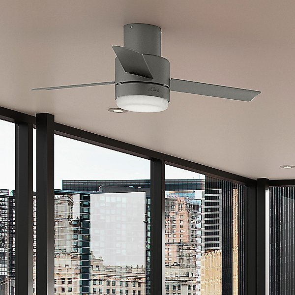 Gilmour Outdoor Ceiling Fan with Light