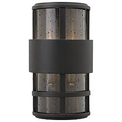Saturn Outdoor 2-Light Wall Sconce