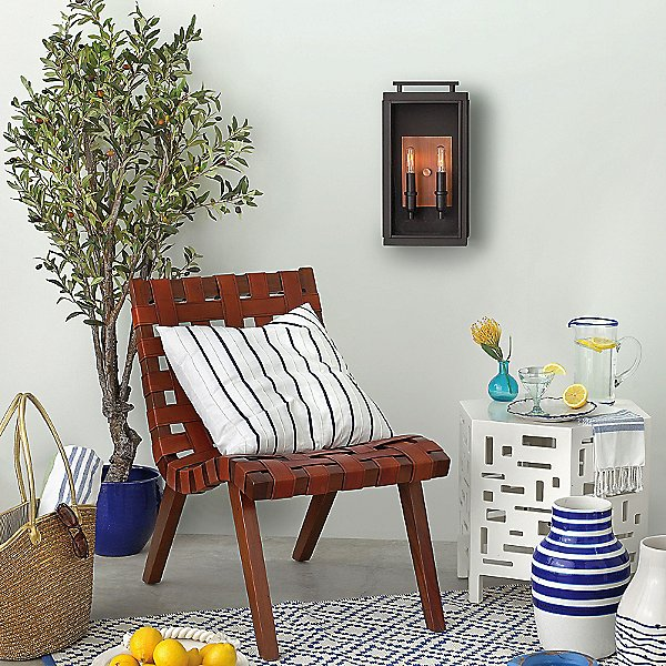 Sutcliffe Outdoor Wall Sconce