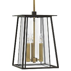 Walker Outdoor Pendant Light
