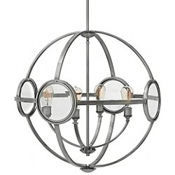 Fulham Single Tier Chandelier