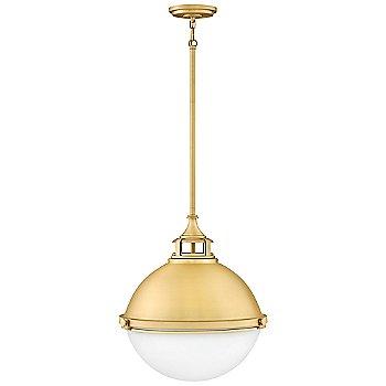 Satin Brass finish / Medium size
